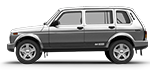 Lada 4x4 Urban 5 дв.